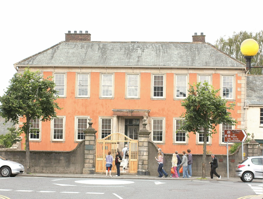 wordsworth house cockermouth cumbria