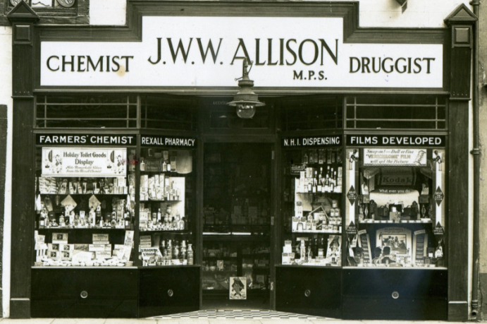 allisons chemist image 1