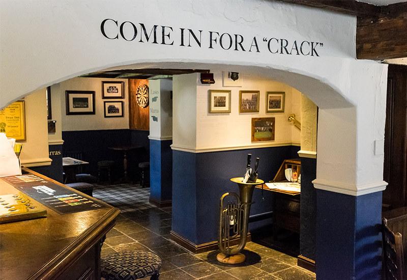 the swan inn pub cockermouth